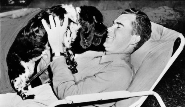 Photo courtesy the Richard Nixon Foundation
