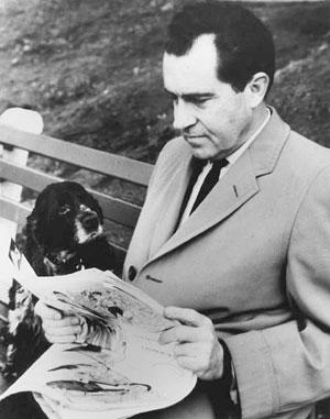 Photo courtesy Richard Nixon Library & Birthplace.