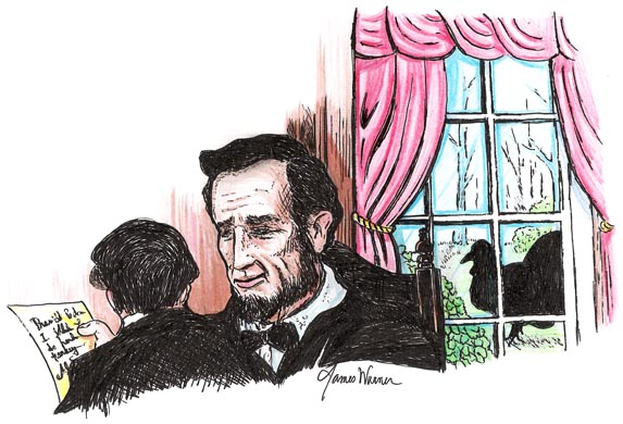 an analysis of abraham lincolns second inaugural address In this lesson, we will explore the context, themes, and purposes of abraham lincoln's second inaugural address we will see how lincoln's speech.