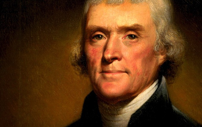 Thomas Jefferson rode a horse nearly every day he was president.